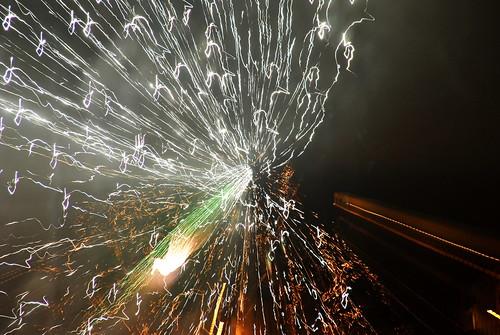 Fuegos del Cristo 2010 I