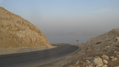 Highway 90, Dead Sea