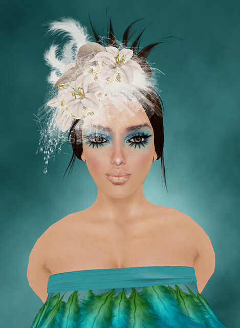 Virginia Skin by *Les Petit Details*  + Corsage free!