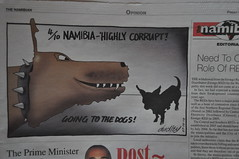 The Popular Imagination of Corruption in Namibia