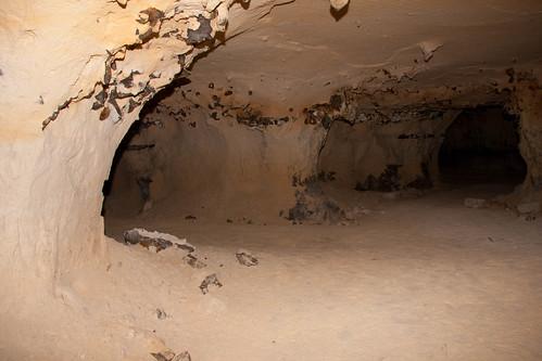 Marl cave