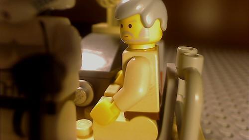 Tatooine Taxi - Ben Kenobi