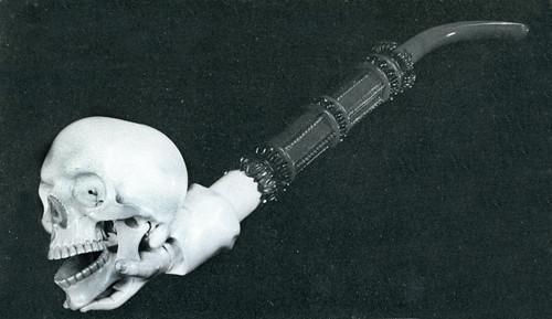 請您欣賞:海泡石菸斗