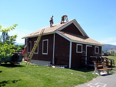 Grant Creek Schoolhouse Roof Replacement