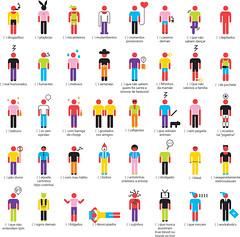 Falta homem? – Quem você eliminaria? (Gabriel Gianordoli) Tags: illustration icon vector