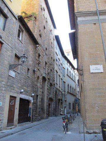 Calles florentinas
