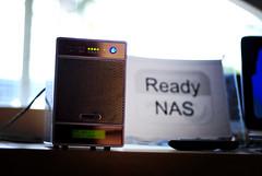 Ready NAS (2007-0038 046)