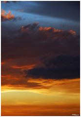 after the storm (Magda'70) Tags: sunset sky usa sun storm june clouds america us texas tx irving dfw coolest 2007 czerwiec colorphotoaward ultimateshot ibeauty zymon