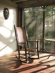 Sit a Spell - by Usonian