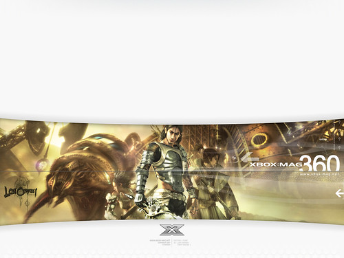 lost odyssey wallpaper. Xboxmag wallpaper quot;Purequot; Lost