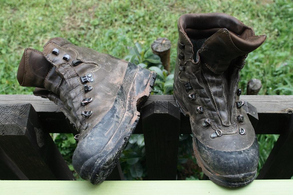 O meu par de botas