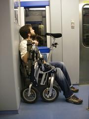 Multimodalidade: comboio + bicicleta