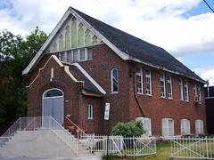 glise Ministre de la Foi en Jsus-Christ (myrique baumier) Tags: church montral mileend glise mtlguessed gwim ruesaintzotique