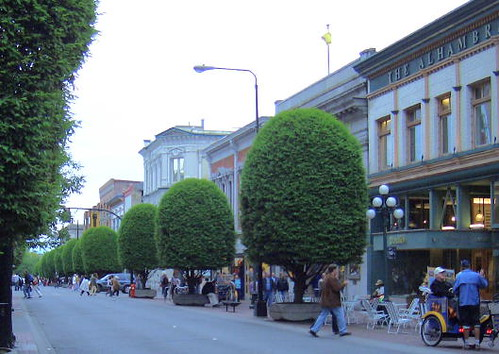Victoria - Downtown