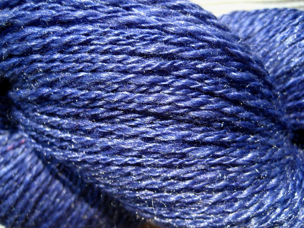 Merino-Tencel closeup