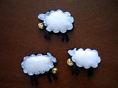 Des Moutons - by asleeponasunbeam