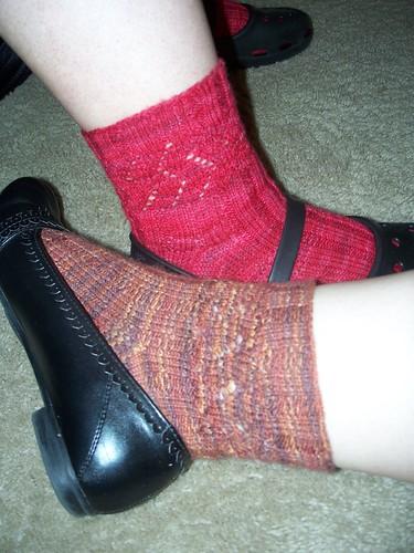 Our Horcrux socks