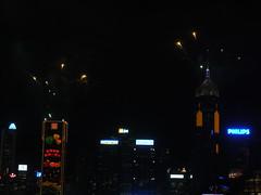 Fireworks (MrFlow) Tags: hongkong lights fireworks laser symphonyoflights
