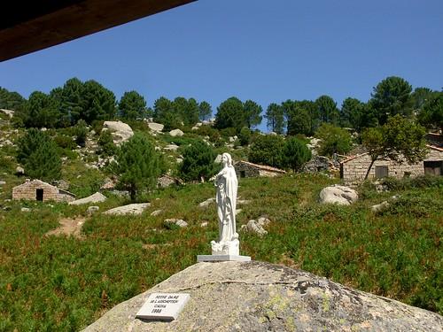 Bergeries de Bitalza: lieu de prières