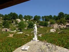 Bergeries de Bitalza depuis la Vierge