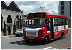 Plymouth Citybus 288 N288PDV