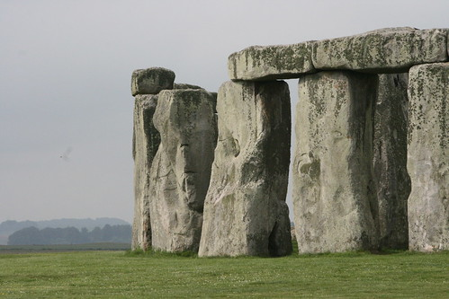 Stonehenge - Side View