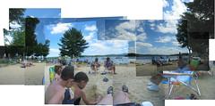 beach NH small