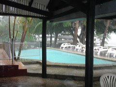 Refill pool Fiji style