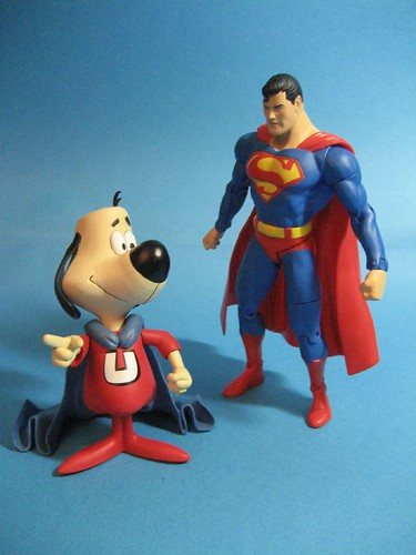 Underdog and Superman