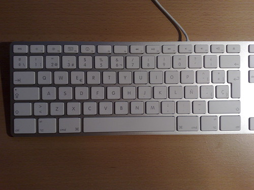 Apple Aluminium Keyboard