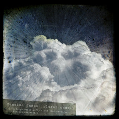 Cumulus Clouds - The dictionary of image (s0ulsurfing) Tags: blue light shadow sky cloud sunlight colour art beautiful weather illustration clouds photoshop vintage wow design crazy amazing cool fantastic artwork graphics skies bright artistic wind patterns creative manipulation ps dirt spots creation desaturation cumulus definition stunning expressive imagination layers dust noise fabulous groovy vignette dictionary colouring 2007 selective ttv instantfave s0ulsurfing thecloudappreciationsociety fakettv abigfave p1f1 artlibre aplusphoto cloudspottersguide amazingshots thanksnesster thegoldenmermaid