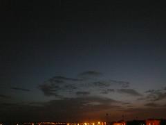 Amanecer oscuro (torresburriel) Tags: zaragoza amanecer fuego oscuro