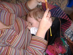 Knitting and Nursing