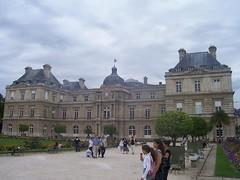 The Palais du Luxembourg