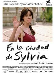"""Poster de """"En la ciudad de Sylvia"""""""