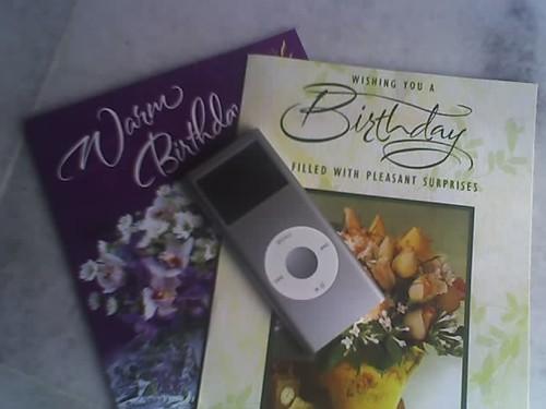 Bday presents