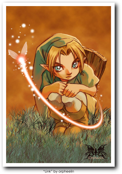 Link (Legend of Zelda) Art 15