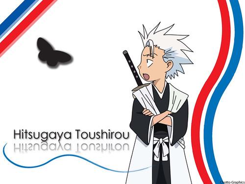 Hitsugaya Toushirou Wallpaper