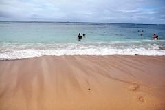 Beach-goers | Hawaii (Nicole Lee) Tags: hawaii waikiki waikikibeach hawaii2007