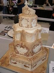 Master's wedding (dizemama) Tags: cakes competition ossas