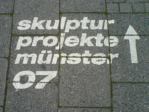 Skulptur Projekte 07