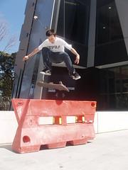 Migz Kickflip 2 (Neddos) Tags: courtyard micheal kickflip vazquez