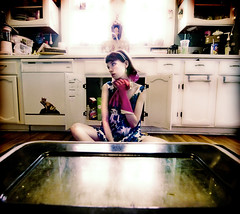 50's Housewife. This one kind of sucks, i know. (Sherri DuPree Bemis) Tags: vintage lens photography nikon tokina 1950s 50s housewife overprocessed whimsical sherri dupree eisley bemis d90 1116