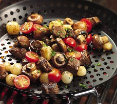 Grilled Veggie and Steak Appetizer Recipe (Pillsbury.com) Tags: food mushroom tomato recipe mushrooms tomatoes grill onions steak veggies veggie grilled grapetomatoes pillsbury generalmills grilledveggies sirloinsteak portabellamushrooms beefsirloin cherytomatoes steakappetizer grilledveggieandsteakappetizerrecipe