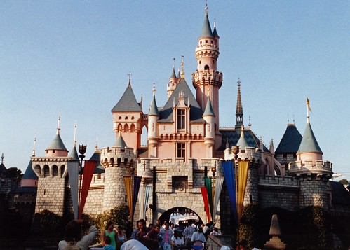 Disneyland Los Angeles California 1991