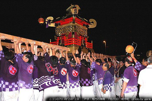 福山 祇園祭