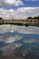 /  Marnan Bridge (saeid.goodarzi) Tags: bridge reflection iran  esfahan  safavi   zayanderood   zayandehrood  marnan  marnanbridge   marnoun iranmap iranmapcom