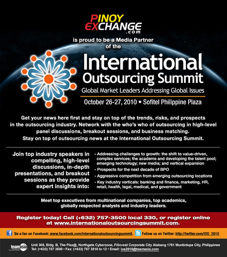 Manila Outsourcing Summit