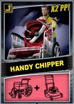 Все комбо карты Dead Rising 2 - где найти комбо карточку и компоненты для Handy Chipper