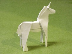 $ Unicorn (the real juston) Tags: horse money rachael roy paper bill origami bladerunner rick dollar blade fold trojan creature runner unicorn papiroflexia challenge monthly myth folding draft batty replicant deckard draught gaff billfold juston mythological dray  mytholgy itstoobadshewontlivebutthenagainwhodoes orikane